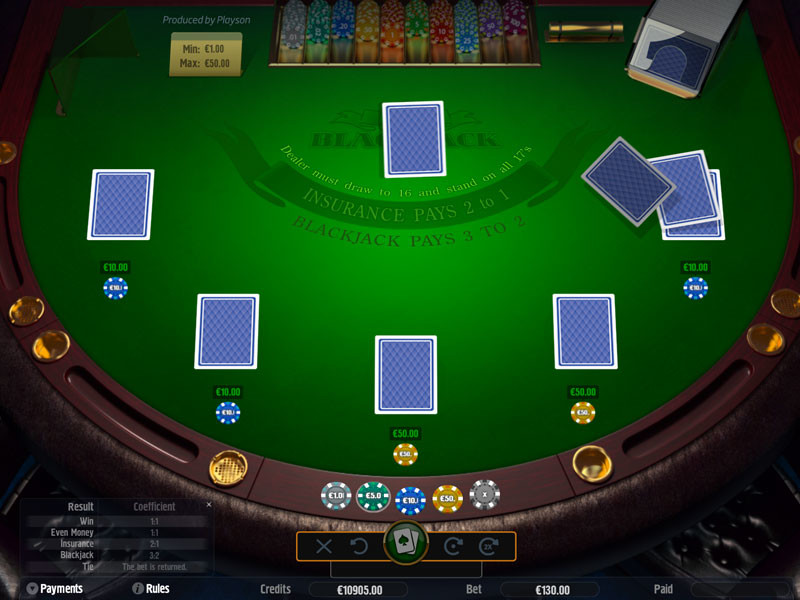 So haben Sie Erfolg beim Blackjack online spielen